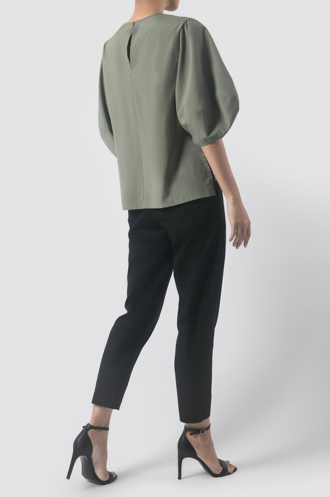Kelp Green Prey Top