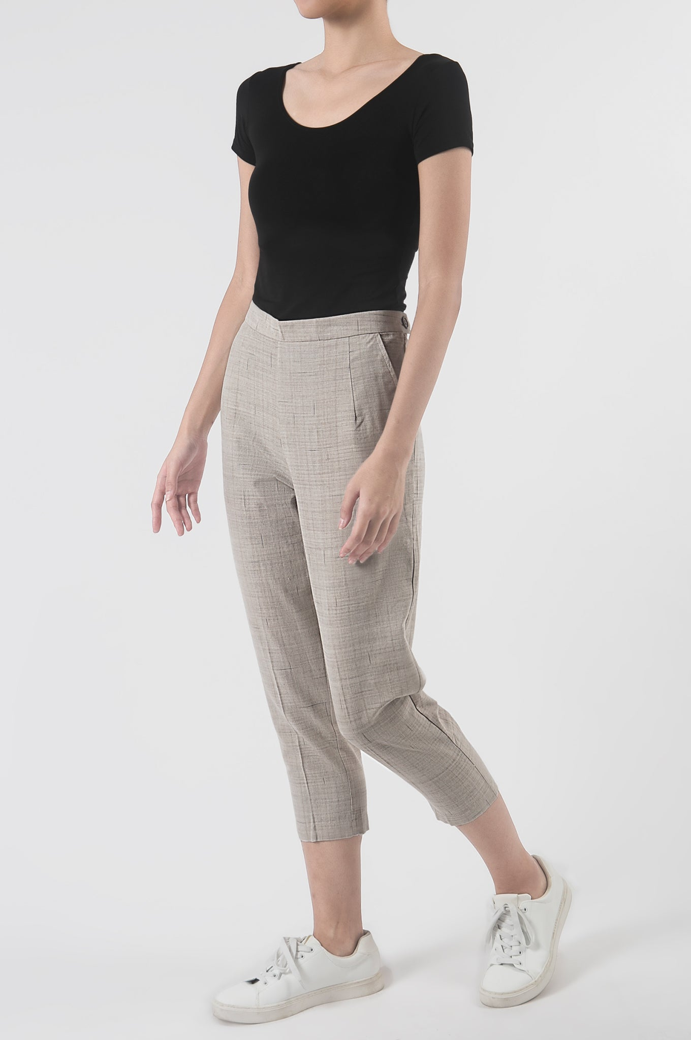 SENJA Fitted Pants