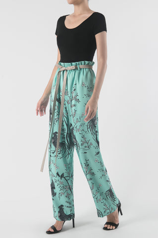 Mint Sarung Pants