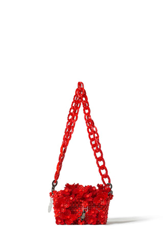 Red Jardin Sling