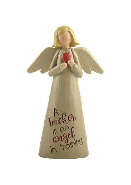 Angel Figurine | Teacher