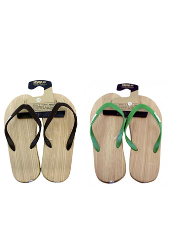 Wood Look Jandals