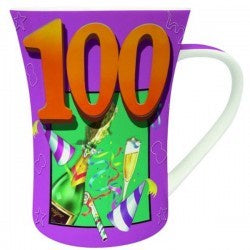 Birthday Coffee Mug - 100th