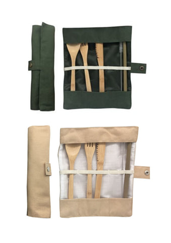 Moana Road | Eco Cutlery Set