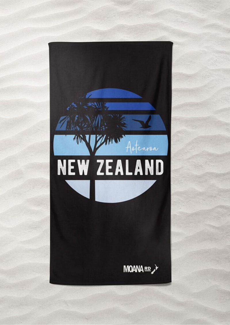 Beach Towel | Blue Skies