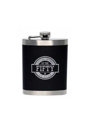 Hip Flask | 50th