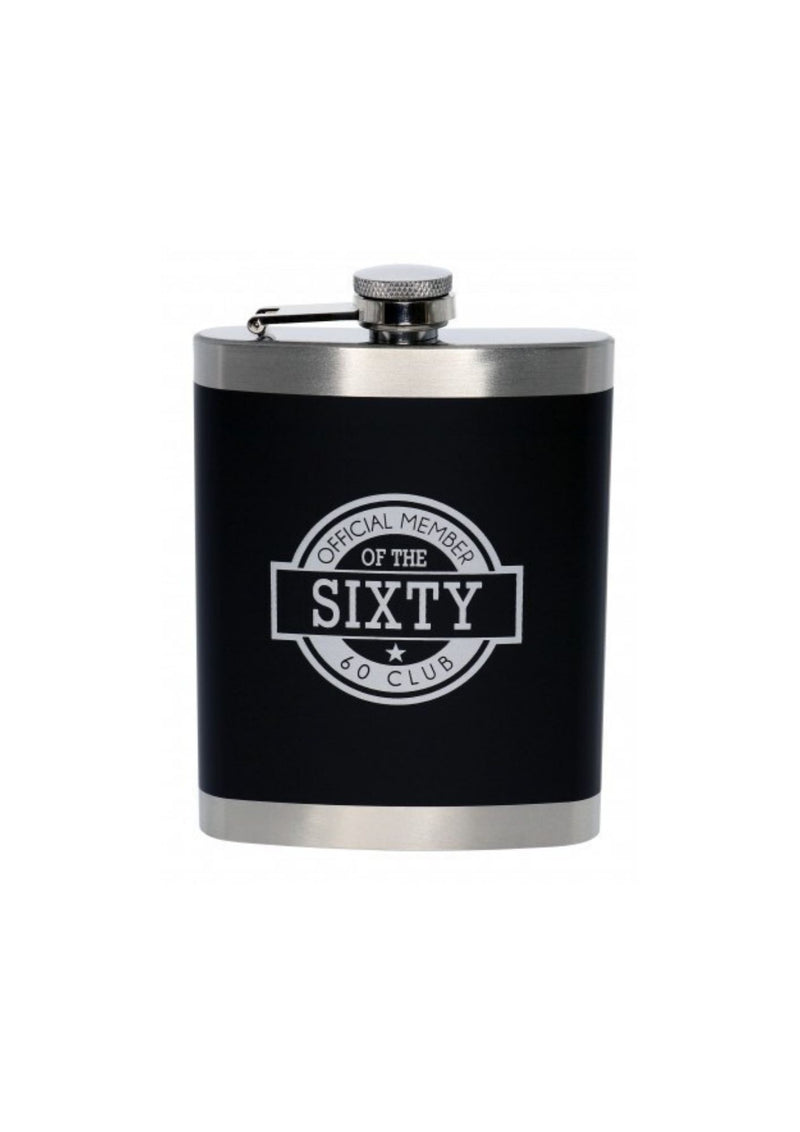 Hip Flask | 60th