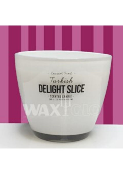 Dessert Candle | Turkish Delight