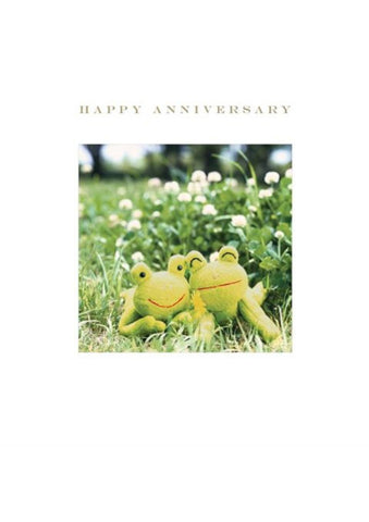 Susan O'Hanlon | Frogs in Meadow Anniversary
