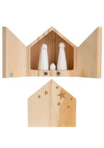 Rader | Mini Nativity Set