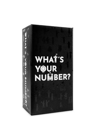 Game | What's Your Number