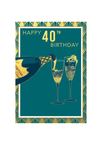 Hammond Gower | 40th Birthday