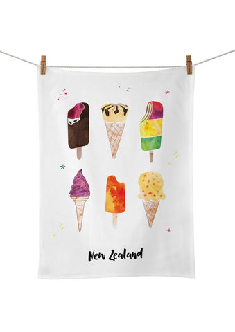 Tea Towel | Ice Cream