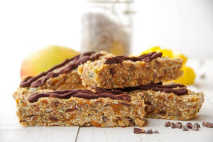 Chocolate & Mango Bumper Bars