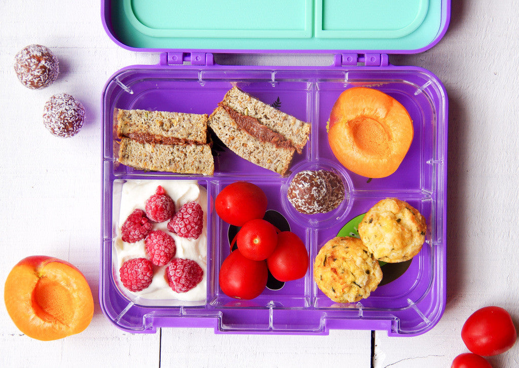 How to pack a Litter Free Lunch Box