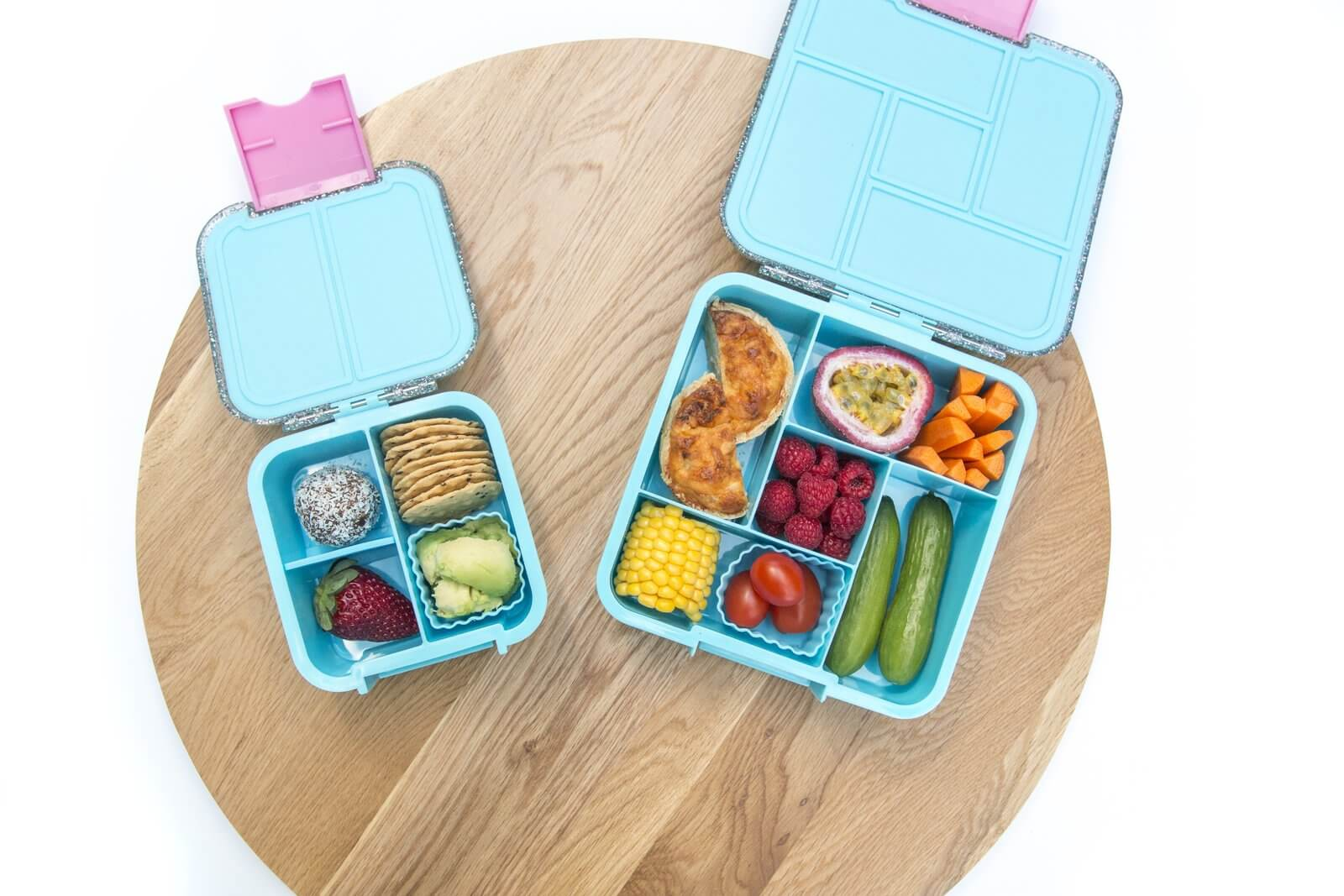 little lunchbox co compartment lunchbox