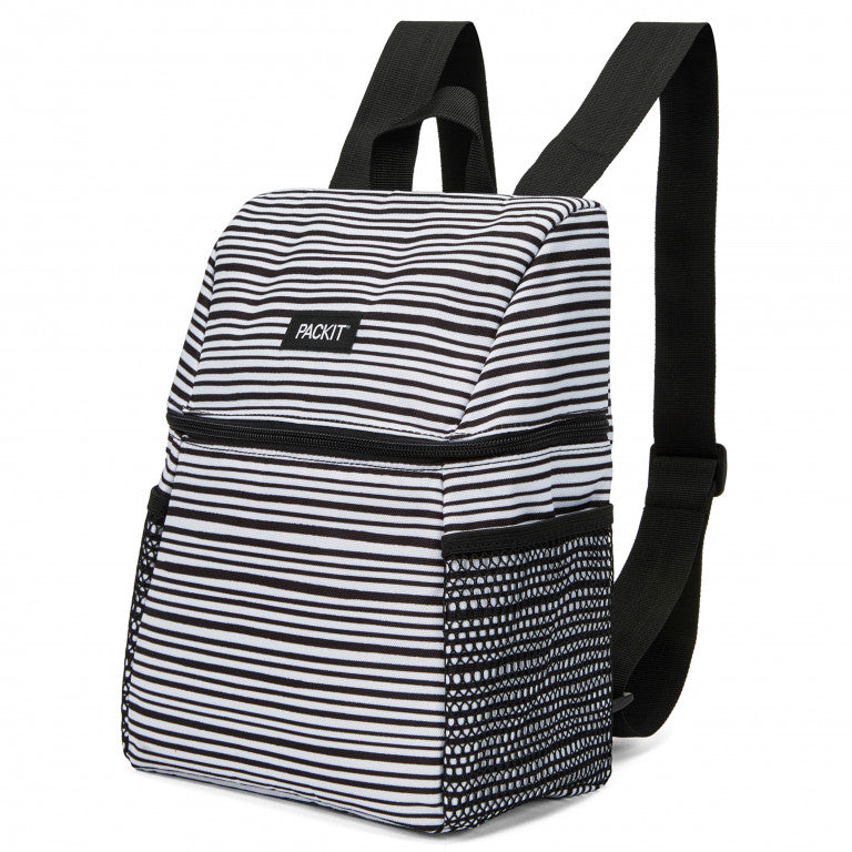 Packit Freezable Lifestyle Backpack - Wobbly Stripes
