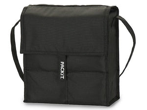 Black PackIt Picnic Bag