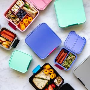 Little Lunch Box Co - Bento Two - Pink