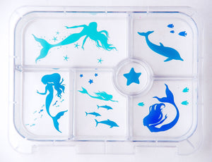 Mermaid tray for Kiwi Box - Made of Eastman Tritan™