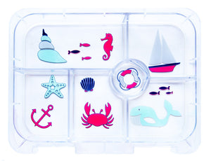 Oceans tray for Kiwi Box - Made of Eastman Tritan™