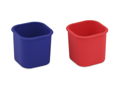 PlanetBox PODS - Flexible Dividing Cups - 2 pack