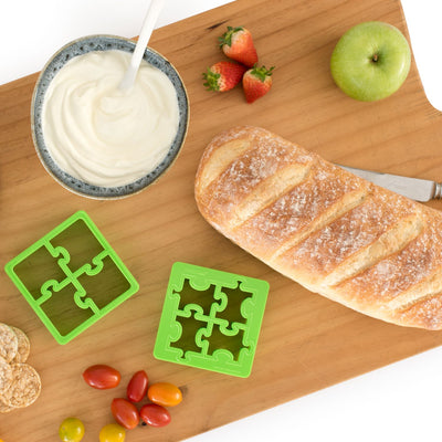 Sandwich Cutter Shapes - Lunch Punch - Puzzles