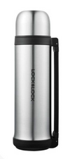 Lock and Lock Soft Handle Tumbler 700ml - Silver