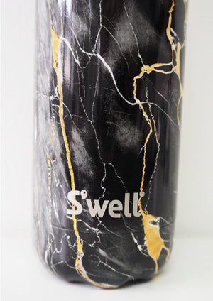 S'well Drink Bottle - Elements Collection - Bahamas Gold, 500ml