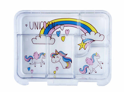 Unicorn Kiwibox 2.0 Bento Lunchbox For Kids