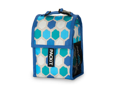 Packit - Floral or Blue Dots Baby Coolers - Lunch Box inc - 3