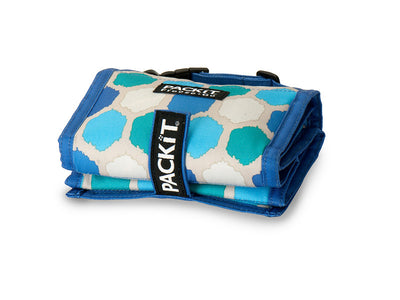 Packit - Floral or Blue Dots Baby Coolers - Lunch Box inc - 4