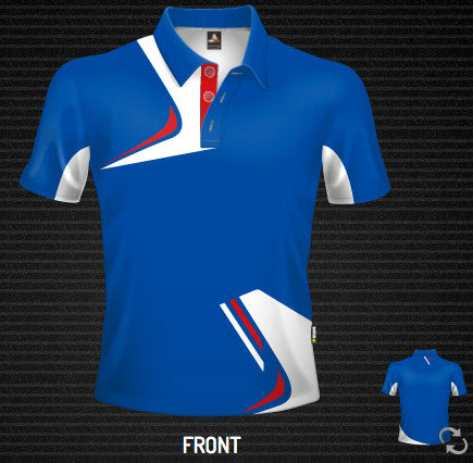 Moto Antarctica Polo - Short Sleeve