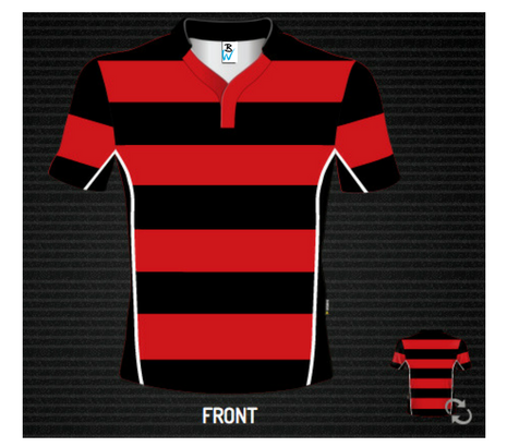 Christchurch Rugby Jersey
