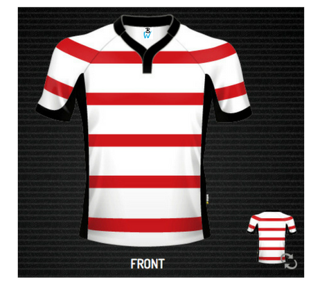 Fox Rugby Jersey