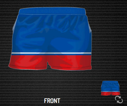 Bully AFL Shorts