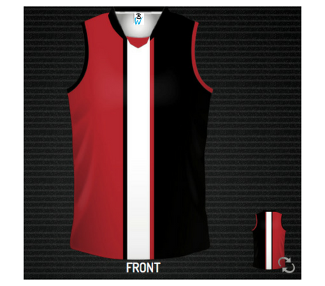 Pacific AFL Jersey