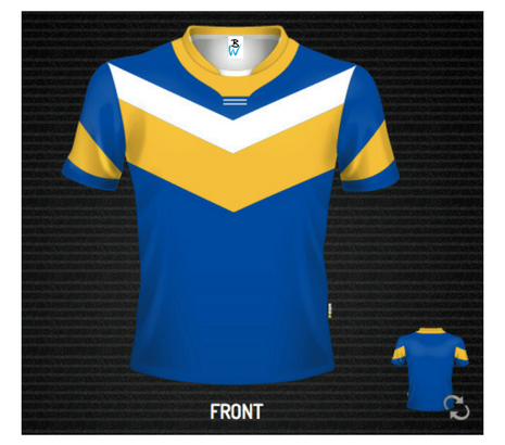 Peak Rugby Jersey