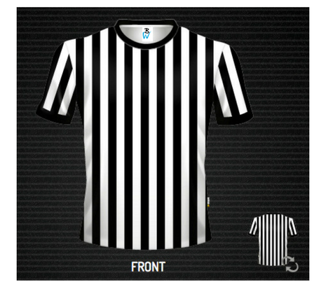 Referee Tee - Short Sleeve