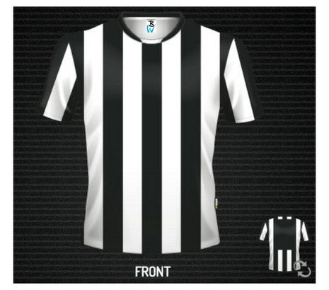 Stripes Soccer Jersey