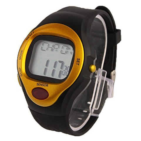 Multi-function Wireless Pulse Heart Rate Monitor / Calories Counter Watch