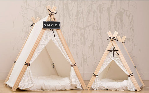 Pet Teepees/Tents (Large)