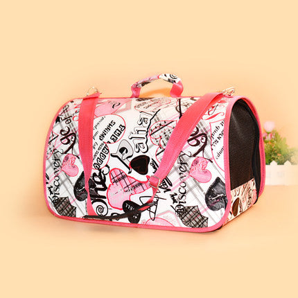 Geraldine Pet Carrier Bag