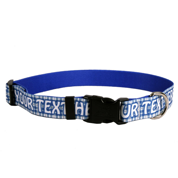 Jenna Personalized Dog Collar