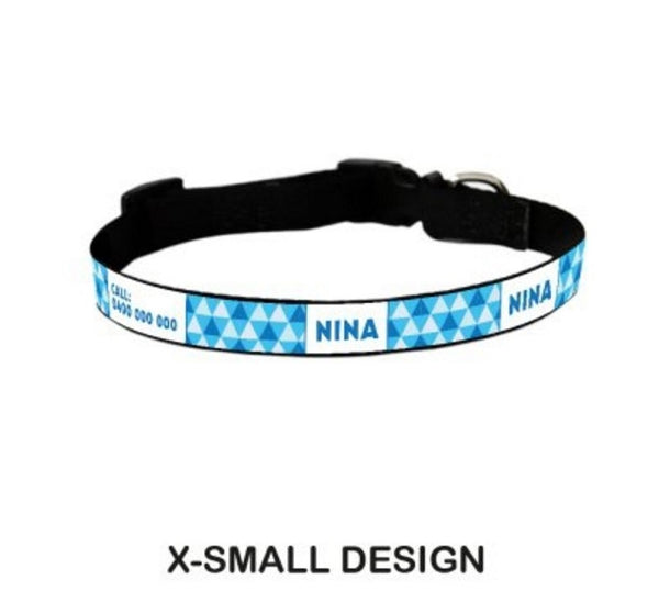 Kaley Personalized Pet Collar
