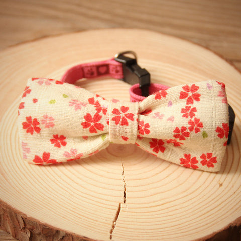 Vicky Bow Collar
