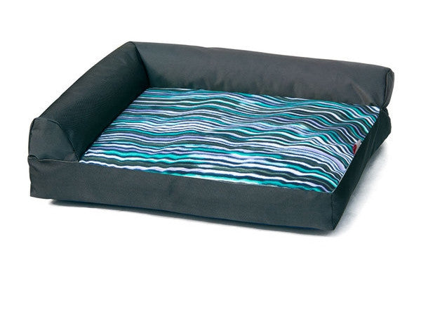 Stella Stripes Couch Dog Bed
