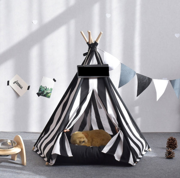 Chaplin Stripes Teepee