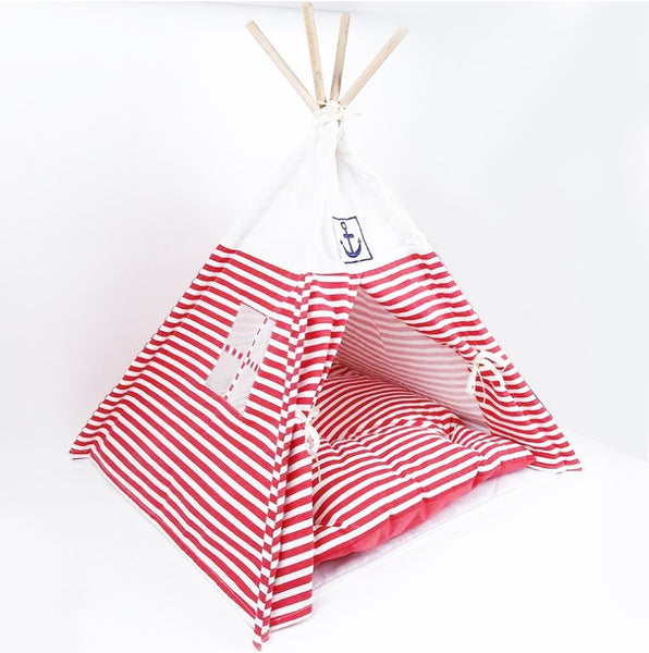 Sailor Stripes Teepee