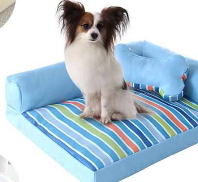 Dell Bolster Couch Dog Bed